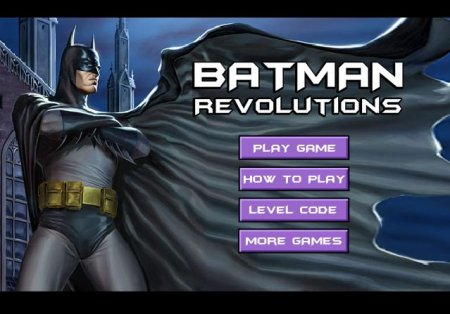 Batman Revolution