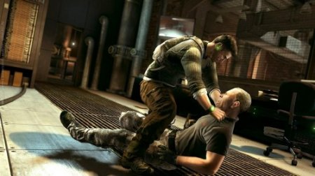 Tom Clancy's Splinter Cell: Conviction (2010/RUS/ENG/MULTI9/Full/Repack/Rip)